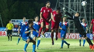 Philippines vs Afghanistan: AFC Challenge Cup 2014