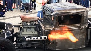 FIRE BREATHING HOTROD FROM HELL