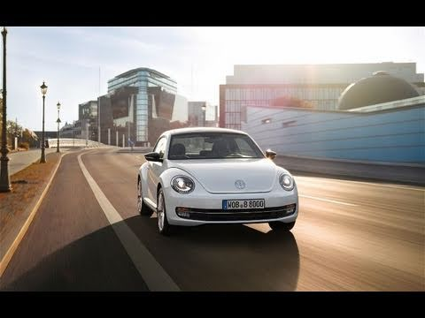 2012 Volkswagen Beetle - First Drive