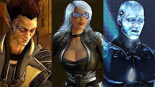 getlinkyoutube.com-The Amazing Spider Man 2 All Villains Bosses villains FULL Boss Battle Fight Gameplay