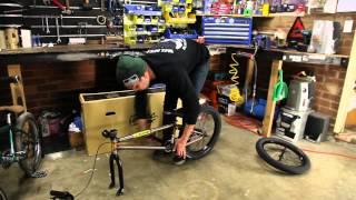 getlinkyoutube.com-How to build a BMX bike bought from Back Bone BMX
