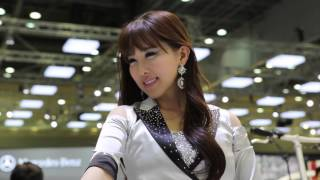 getlinkyoutube.com-서울모터쇼-The Racing Girls of Seoul Motor Show 2013