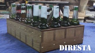 getlinkyoutube.com-✔ DiResta Case O' Beer Box