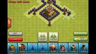 getlinkyoutube.com-Clash of Clans| Best TH 8 Trophy Base| (The Trap)