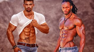 getlinkyoutube.com-Sergi Constance vs Ulisses Jr - Best Abs in The World