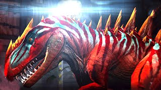 Metriacanthosaurus!! | Jurassic World The Game
