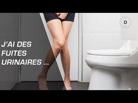 J'ai des fuites urinaires, que faire ? - Gynécologie