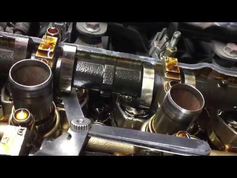Регулировка зазоров клапанов на Suzuki Grant Vitara 2.0I