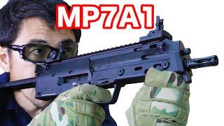 getlinkyoutube.com-【VFC】H&K MP7A1 ガスブローバック 【マック堺のレビュー動画】#357