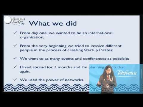 Startup Pirates -  Ines Santos Silva    