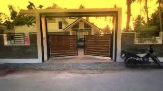 getlinkyoutube.com-House Warming Most beautiful house  (Hayath )in karunagappally