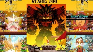 TAP TITANS 2: CLAN BOSS STAGE 700 ►ADDICTING GAMES