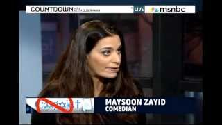 getlinkyoutube.com-Brothers and Sisters, with Maysoon Zayid - 2011-01-20 Countdown with Keith Olbermann