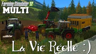 "[FS17] MULTI ""La Vie Réelle""   LA VIDEO PEGI 18 :))) #13"