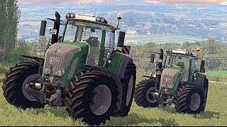 getlinkyoutube.com-LS 15 Modvorstellung - Fendt 933