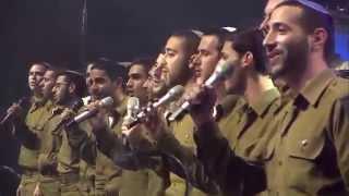 GOBIERNO DE YESHUA Soldados IsraelÍes cantándole a Di-os (Hashem) nuestro Padre.
