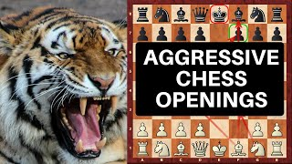 getlinkyoutube.com-Top 10 Outrageously Aggressive Chess Openings