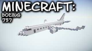 getlinkyoutube.com-Minecraft: Boeing 737 Tutorial
