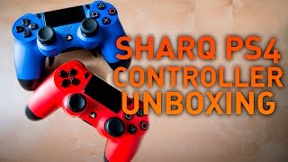 getlinkyoutube.com-SharQ PS4 CONTROLLER UNBOXING W/ GAMEPLAY! [BO3 MULTIPLAYER LIVE COMM]
