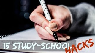 Top 15 Study Tricks Everyone Should Know!