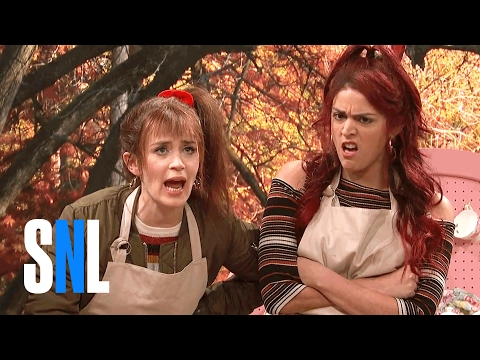 Great British Bake Off - SNL