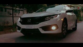 getlinkyoutube.com-All-New Honda Civic 1.5 Turbo Review - PakWheels.com