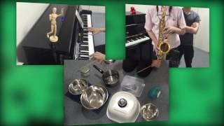 getlinkyoutube.com-ピアノサックスタッパーでマリタイムメモリーやってみた【SplatoonED】