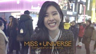 getlinkyoutube.com-Up Close: Miss Universe Korea Jenny Kim