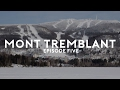 First time skiing at Mont Tremblant - Canada Travel Vlog