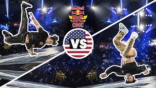getlinkyoutube.com-FINAL BATTLE: Issei VS Hong 10 | Red Bull BC One World Final 2016