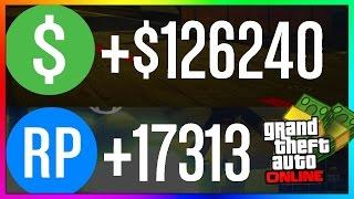 getlinkyoutube.com-GTA 5 Online INSANE UNLIMITED MONEY & RP! Best Fast Easy Money Not Money Glitch PS4/Xbox One/PC 1.35