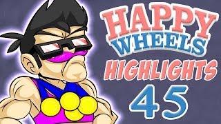 getlinkyoutube.com-Happy Wheels Highlights #45