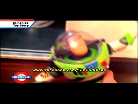 Sin Codificar - El Fan de Toy Story descubre a los muñecos en movimiento