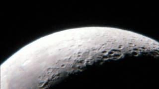 getlinkyoutube.com-The Moon Video HD Up close celestron 130 SLT