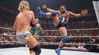 getlinkyoutube.com-Santino Marella vs. Dolph Ziggler vs. Jack Swagger - Raw, April 2, 2012