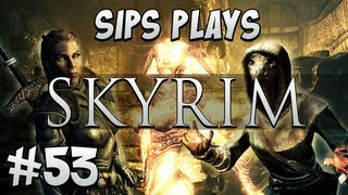 getlinkyoutube.com-Sips Plays Skyrim - Part 53 - Fun Times Farkas
