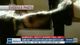 getlinkyoutube.com-Jodi Arias Trial Begins- Nancy Grace- Livestream Links