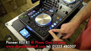 Pioneer XDJ R1 full demo review @ Phase One DJ Store