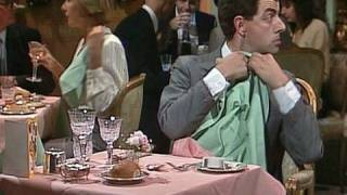 The Restaurant | Funny Clip | Mr. Bean Official
