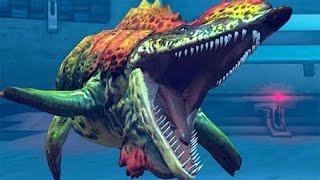 getlinkyoutube.com-PROGNATHODON  LEVEL 40 - Jurassic World The Game