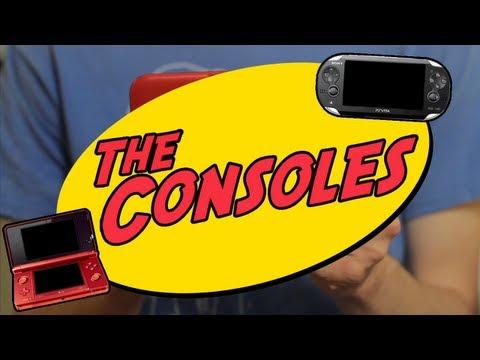 The Consoles Ep. 2 - 3DS vs. PS Vita