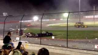 Trailer Race At Rocky Mountain Raceway