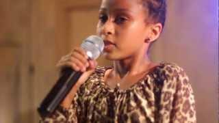getlinkyoutube.com-The Prayer - by Ethiopian little girl (10 years old Kebron { Hebron } Berhe )