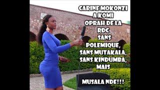 getlinkyoutube.com-CARINE MOKONZI 243 !! OPRAH DU CONGO  C.A.D. STAR YA BA VIE NA BANGO