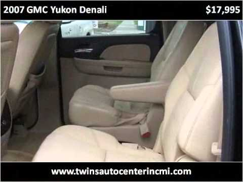 2007 GMC Yukon Denali Used Cars Detroit MI