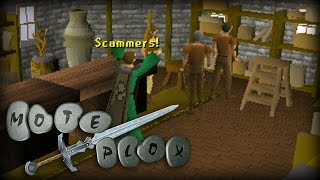 getlinkyoutube.com-Top 10 Richest RuneScape NPCs
