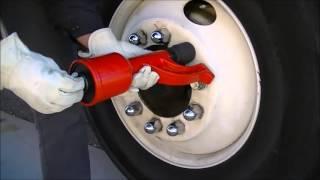 getlinkyoutube.com-Torque Multiplier Lug Nut Remover Demo | Cheater Wrench™