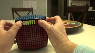 getlinkyoutube.com-13x13x13 Solve Part 5:  The Last Layer!!
