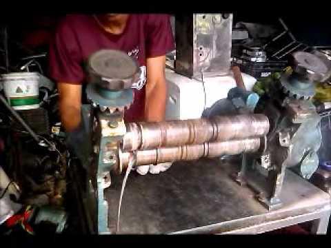 Maquina Descascar Fio de Cobre