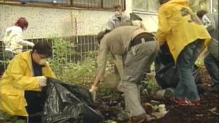getlinkyoutube.com-Cleaning in Pripyat / Уборка в Припяти